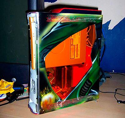 Best Xbox 360 Hardware Mods   GameBackupSystem - Blog