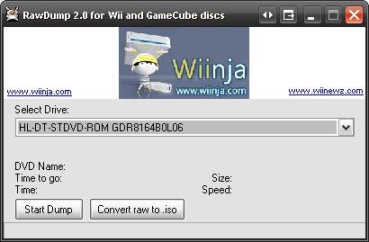 Raw dump wii download